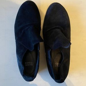 Eileen Fisher Women's Suede Shoes